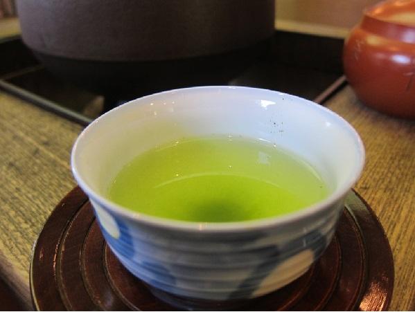 和の心 20140902 お茶
