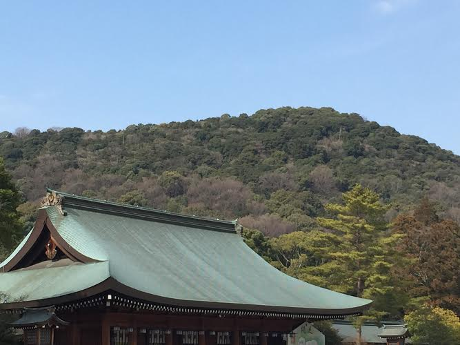 和の心 20150211 橿原神宮2