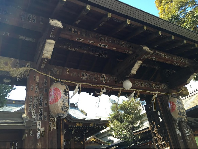 和の心 20150311 下谷神社9