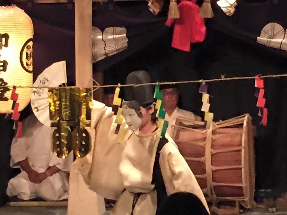 和の心 20151003 巫女舞3