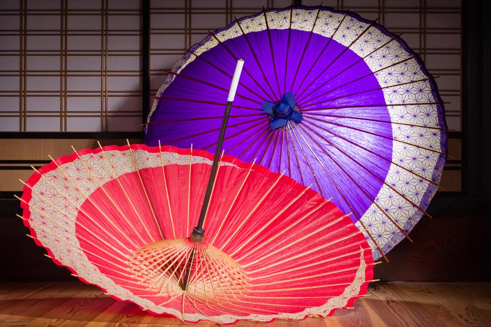 和傘とはどんなもの?和傘についてもっと深く知ってみよう