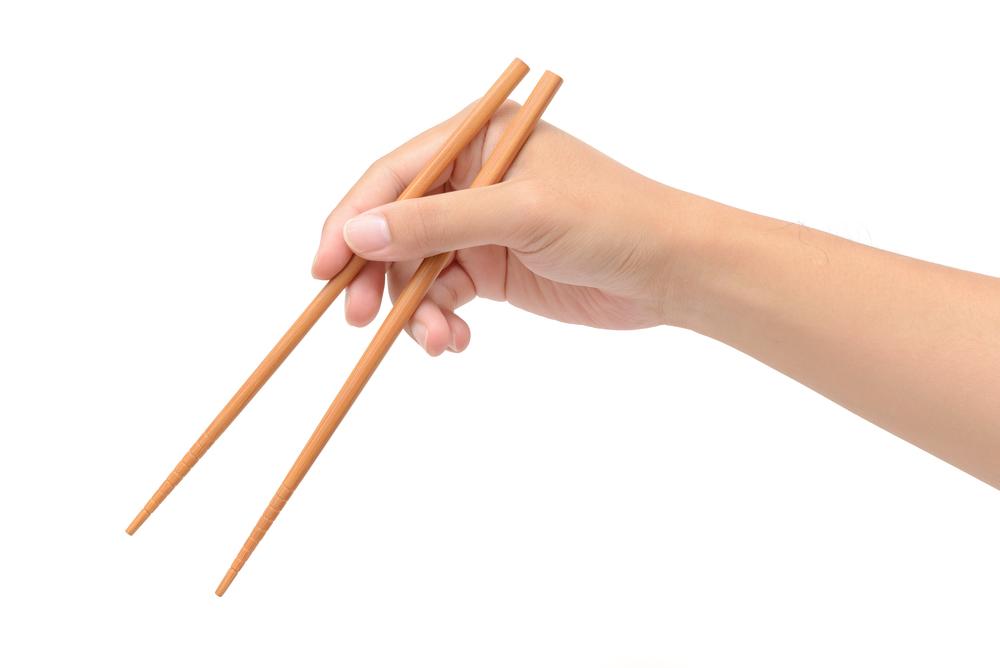 箸の持ち方を正しく綺麗に使う方法について