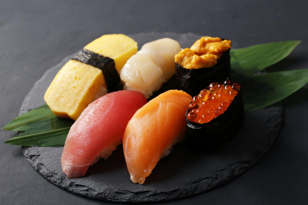 寿司のネタで人気のあるものランキング