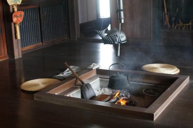 囲炉裏で和の心を感じよう〜道具編Part2〜