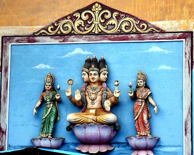 梵天の役割・由来・見られる寺院・レプリカ通販可否まとめ