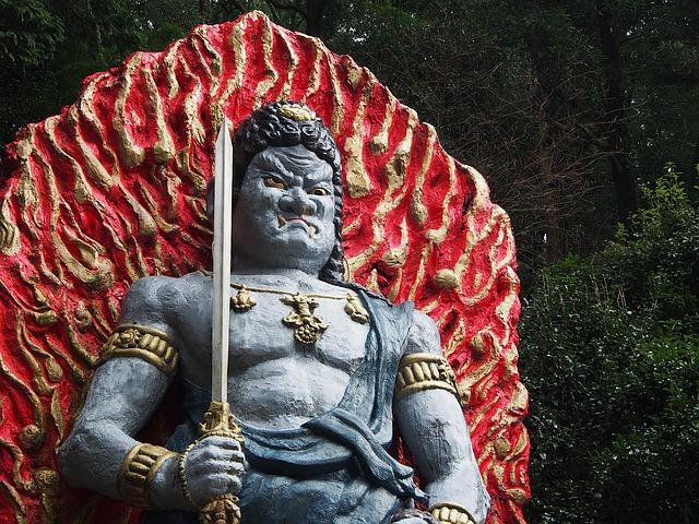 明王の役割・由来・見られる寺院・主な尊像まとめ