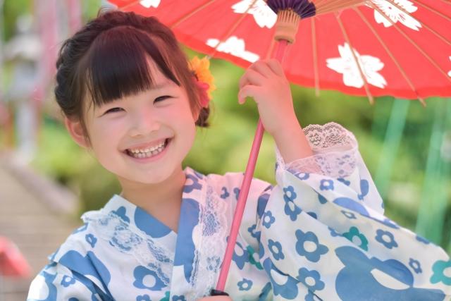 日本人なら知っておきたい!浴衣の歴史